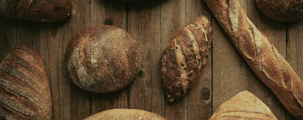 Wild Flour Bakery - rustic bread shot