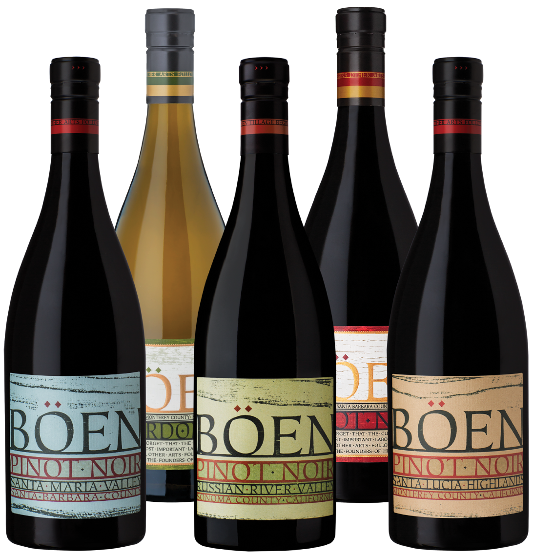 BÖEN family of wines photo